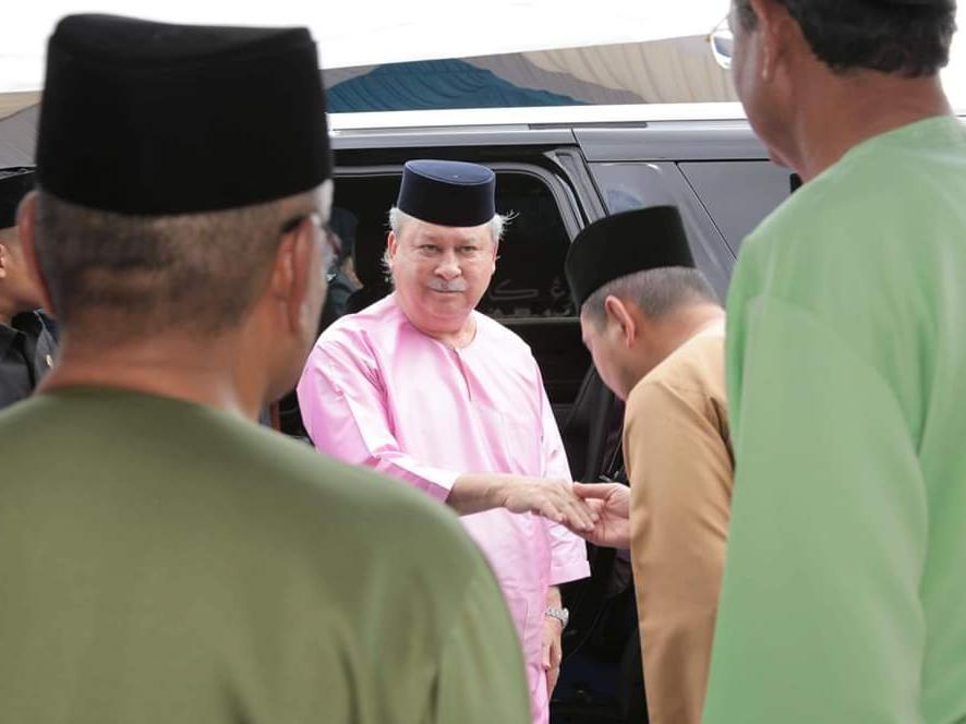 Perasmian MAsjid Daing Abdul Rahman Nusa Idaman Pada 22 November 2019 oleh DYMM Sultan Johor (11)
