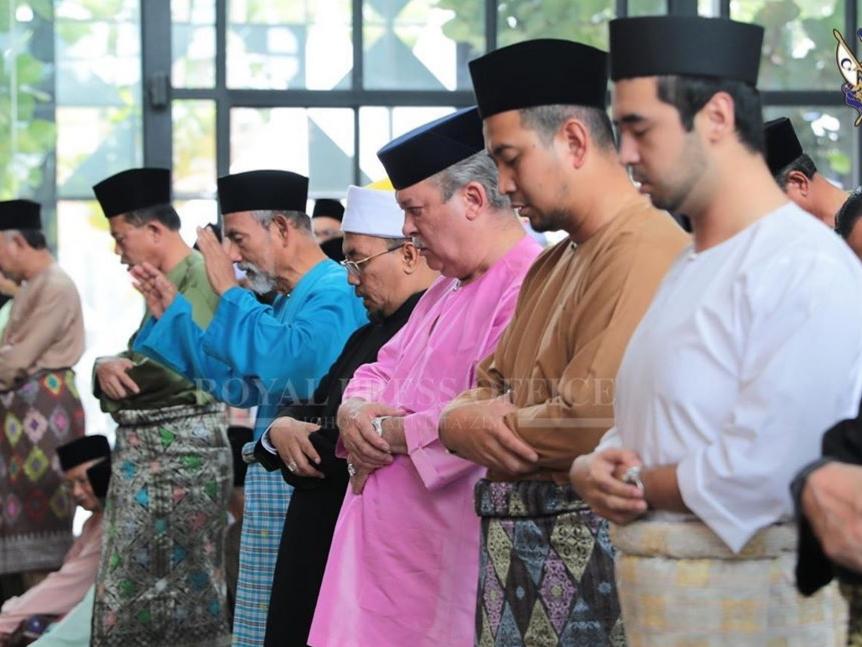 Perasmian MAsjid Daing Abdul Rahman Nusa Idaman Pada 22 November 2019 oleh DYMM Sultan Johor (14)