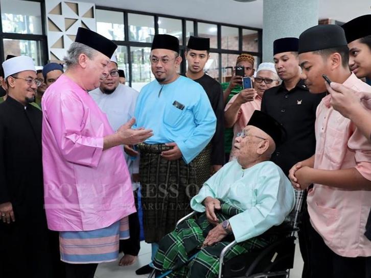 Perasmian MAsjid Daing Abdul Rahman Nusa Idaman Pada 22 November 2019 oleh DYMM Sultan Johor (15)