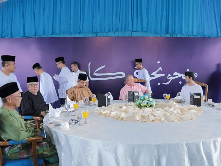 Perasmian MAsjid Daing Abdul Rahman Nusa Idaman Pada 22 November 2019 oleh DYMM Sultan Johor (4)
